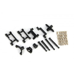 Spare Parts set for MCPX carbon Chassis MCPX016