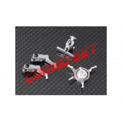 Metal Rotor Head Combo Set (V100D03)
