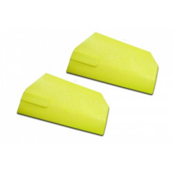 Tony Whiteside Extreme Edition Paddles - 90/700 size - Neon Yellow (4258)