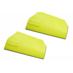 Tony Whiteside Extreme Edition Paddles - 50/600 size - Neon Yellow (4260)