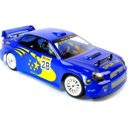 Vanguard Subaru Electric RC Car - RTR - Blue (A2001T-V1SUBARU)