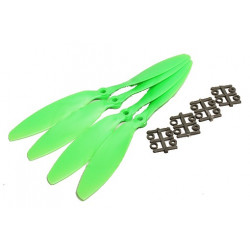 Slow Fly Electric Propellers 9047R SF Right Hand Rotation Green (4pcs)