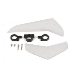 Horizontal tail blade set (white)