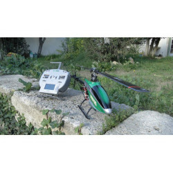 Esky DTS700 Flybarless RTF - Green (2.4Ghz Mode 2)