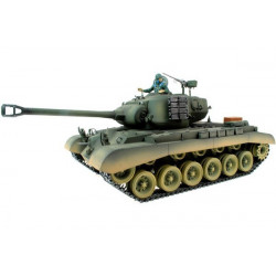 Taigen M26 Pershing 1:16 - Metal Upgrade - Green (TG3838-1PRO)