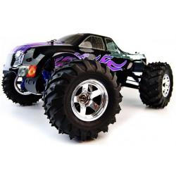 Conquistador Monster Truck 1/10th 4WD Black/Purple (A3003T)