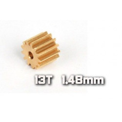 Motor Pinion 13T (1.5mm hole, 0.4M) (Blade 130X)