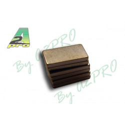 Aimant rectangle 12x6x1.5mm (5750)