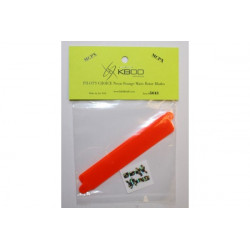 PILOTS CHOICE MCPX Main Blades - Neon Orange (5013)