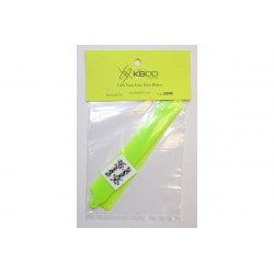 KBDD Extreme Edition 130X Main Blades - Neon Lime (5202)