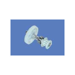 double-reduction gear