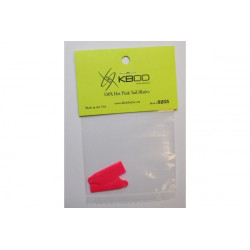 KBDD Extreme Edition 130X Tail Blade - Hot Pink (5255)