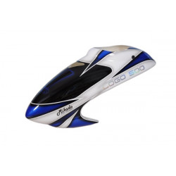 Ice blue Fiber canopy LOGO 500 (04494)
