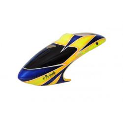 Ice yellow Fiber canopy LOGO 400 (04497)