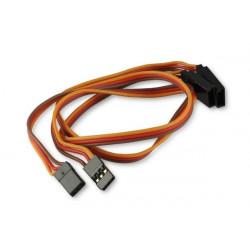 Rallonge Servo extension wiree 2x (JR/FUT/UNI) 30cm