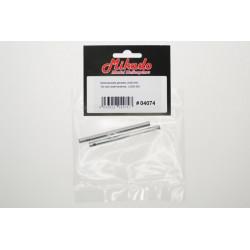 Tail rotor shaft hardened 74.8mm (04074)