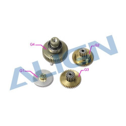 ALIGN Servo Gear Set for BL750H Servo (HSP75001)