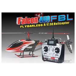 Falcon 450 FBL (2.4Ghz Mode 1)