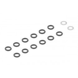 O-Rings For Tail Rotor Hub, LOGO Xxtreme 800/700 (04570)