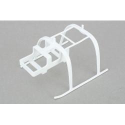 White Landing Gear: mCP X BL (BLH3905W)