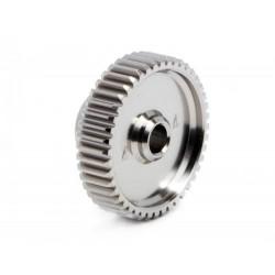 Aluminium Racing Pinion Gear 44 tooth (64 pitch) (HPI 76544)