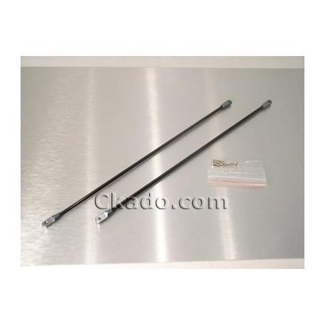Tail Boom Brace - Titanium (1016-T)