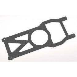 Carbon Base Plate R30/50 - Plaque renfort en carbone (PV0326)