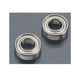 Clutch bell bearing 2 pcs - Roulement à billes de cloche d'embrayage (PV0373)