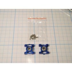 Bearing Block - Blue (1117-2-B)