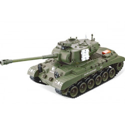 Snow Leopard 1/20th RC Tank - Sound and Lighting Green