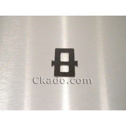 CF Battery Mounting Plate (1123-75)
