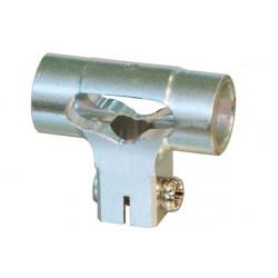 130 X upgrade Precision Aluminum DFC Center Hub - Silver (LX0387)