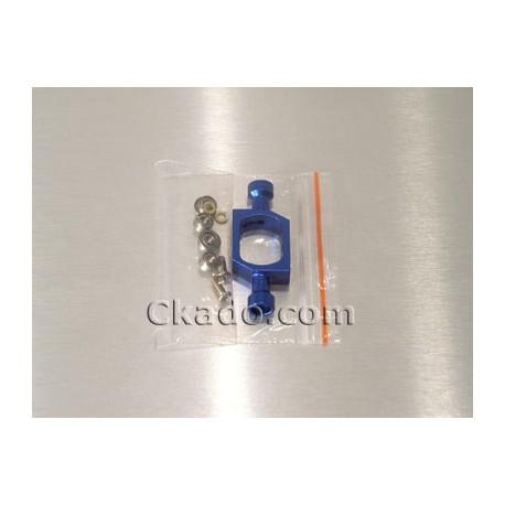 Metal Flybar Seesaw Holder- Blue (1128-B)
