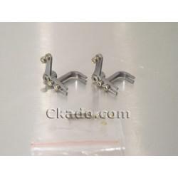 Tail Fork(2pcs) - Titanium (1135A-T)