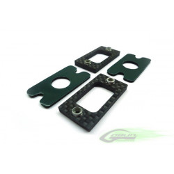 Carbon Fiber Tail Locking Reinforcement (2pcs) (H0041-S)