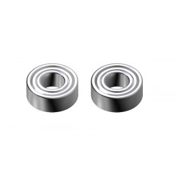 Ball bearing 6x13x5 2pc (04521)