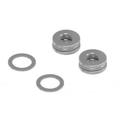 Thrust bearing 5x10x4 2pc (04582)