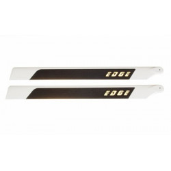 EDGE flybar/flybarless carbon rotorblades 753mm (04609)