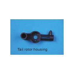 Tail rotor housing
