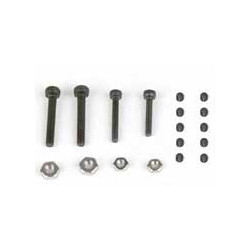 Screw and nut set