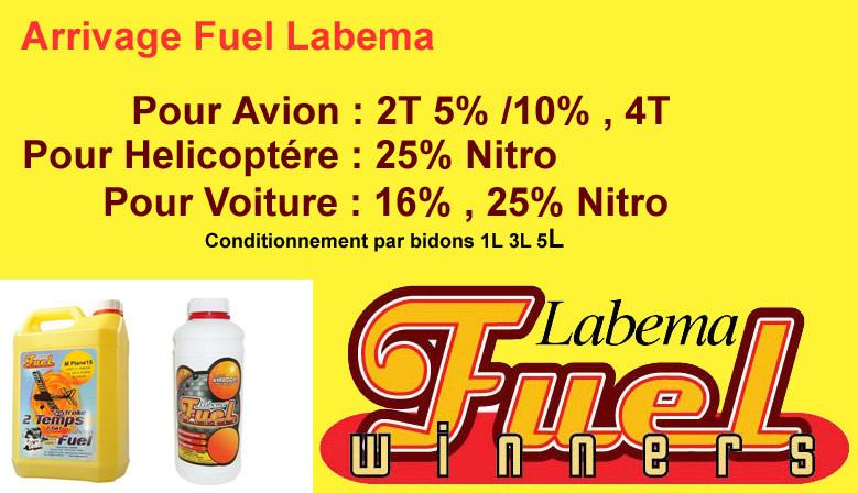 En stock Carburant modélisme Labema