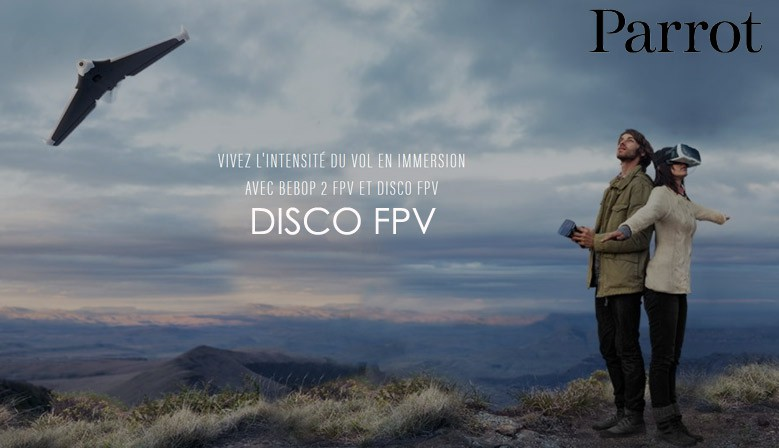 Disco FPV Parrot